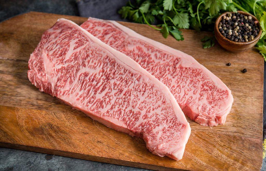 la cosmopolitana, la carne mas cara del mundo, carne wagyu, produccion de carne wagyu, donde encontrar kobe en mexico